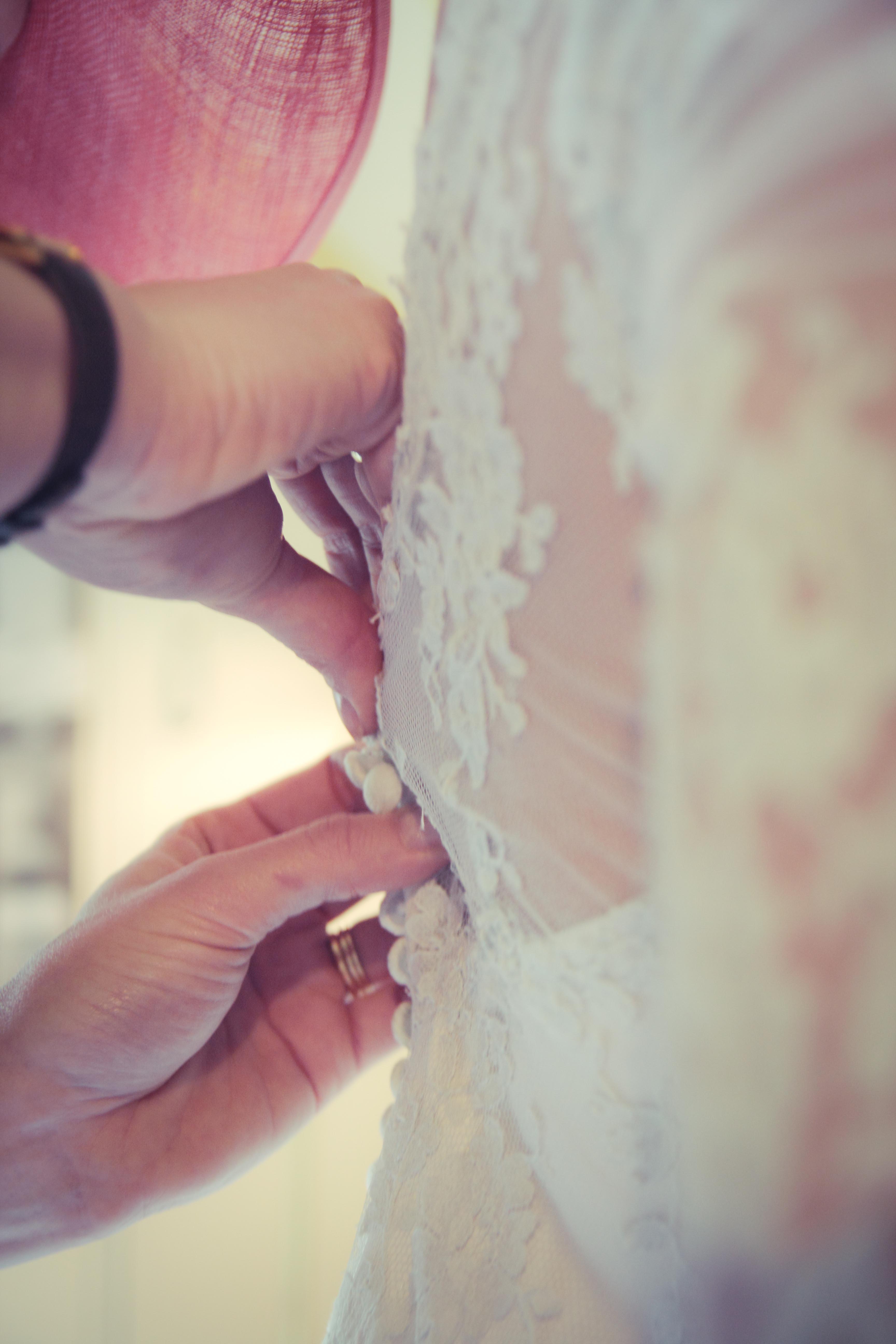 Maak met een naaipatroon de bruidsjurk van je dromen